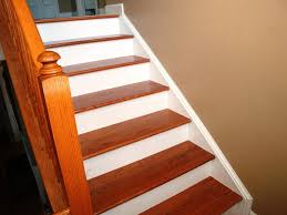 Stair Tread by Add Finish To Red Oak Stair Treads U2014 Home And Space Decor