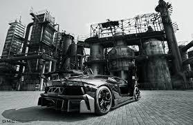 Lamborghini Aventador Dmc - dmc u0027s 1 000 hp lamborghini aventador goes all black autoevolution