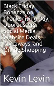 black friday bonanza on thanksgiving day doorbusters