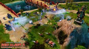 command and conquer android ea los angeles launches command conquer alert 3 commander s