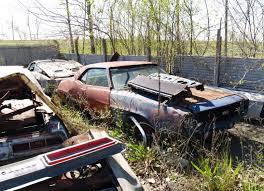 camaro salvage yard 69 camaro barn finds junk yard cars etc barn