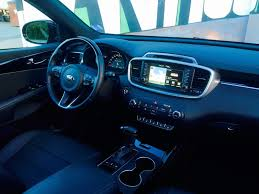 kia sportage 2016 interior 2016 kia sorento sx turbo review kia u0027s best
