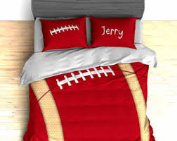 Alabama Crimson Tide Comforter Set Football Bedding Etsy