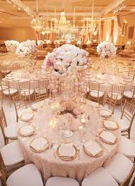 Wedding Reception Amusing Pink Wedding Decor 61 For Wedding Tables And Chairs
