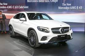 lifted mercedes truck mercedes benz launches glc coupe in new york photo u0026 image gallery