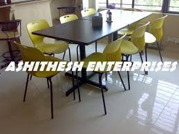 Stainless Steel Dining Table Dining Table And Chairs Manufacturer From Bengaluru