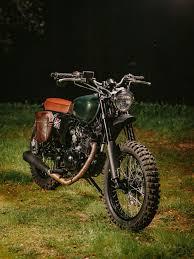 small motocross bikes hanway custom scrambler small bike 125cc scrambler tracker