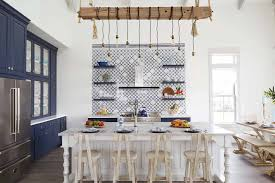 Beach House Kitchens by Custom Beach House Kitchen J Tribble