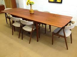 white mid century dining table mid century modern dining room furniture white wooden kitchen