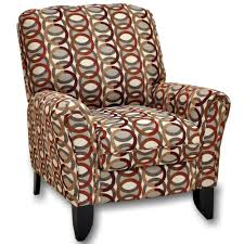 classic color types of recliners featuring red color cover and