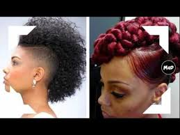 new age mohawk hairstyle black little girl hairstyles black girl mohawk hairstyles youtube