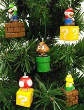 mario ornament ebay
