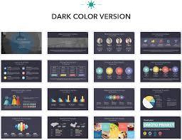 free template video presentation videohive parallax mobile app