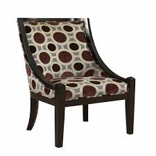 High Back Accent Chair Powell Zara High Back Accent Chair Free Shipping Today