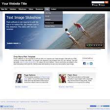 html header design online business websites template sle our earth white