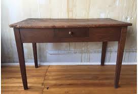 Small Vintage Desk 20th Century Small Antique Farmhouse Desk Omero Home