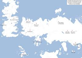 Mountains Of The World Map by Atlas Of Ice And Fire Atlas Of Ice And Fire