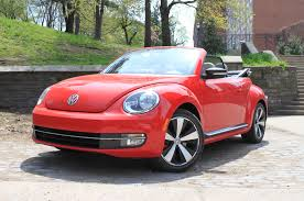 volkswagen bug 2013 2013 volkswagen beetle turbo convertible four seasons update