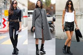 womens biker style boots the 5 boots every woman should own u2013 fashion magazine u2013 cometrend