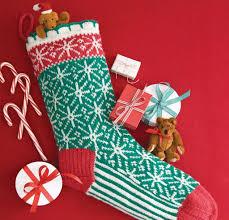 christmas stocking knitting pattern picks