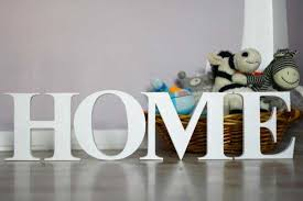 wooden letters home decor personalizing interior decorating with diy wooden letters numbers