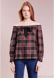 j crew blouses crew aggie blouse stewart tartan blouse kvwyiu00