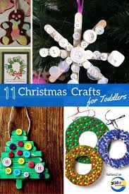 11 christmas crafts for toddlers kidz activities happy