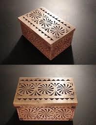 carved wooden box baltic ornaments by edwardwoodart on deviantart