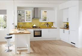 stockbridge super matt white contemporary kitchen youtube