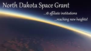 North Dakota travel programs images North dakota space grant program png