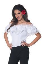 Spanish Dancer Halloween Costume Spanish Costume Ebay
