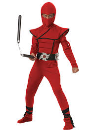 Halloween Costume Boys Ninja Costumes Kids Ninja Halloween Costume