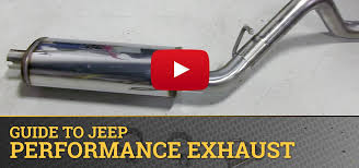 1995 jeep grand exhaust system jeep exhaust headers mufflers quadratec