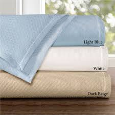 300 gsm liquid soft cotton blanket