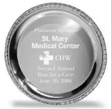 engraved silver platter awards ribbons engraved silver awards and gifts