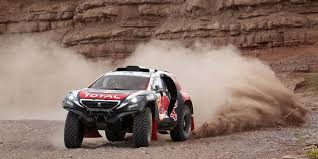peugeot china peugeot taking on chinese version of dakar rally to get ready for 2016