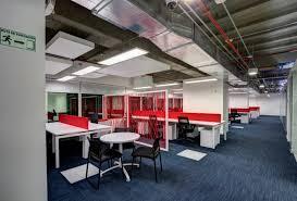 bureau dhl dhl office by 3g office bogotá colombia retail design