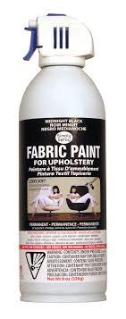 comment teindre un canap en tissu teinture tissu ameublement simply spray noir aérosol 240ml