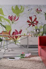 best 25 flower mural ideas on pinterest wall mural murals and wallpops bestselling murals gloriosa wall mural