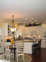 Idea Kitchen Design Kitchen Table Lamps Home Design Ideas