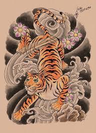 japanese tiger sle