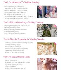 step by step wedding planning wedding planning course usa