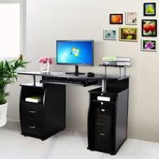 bureau informatique noir bureau d angle conforama angles et rangement bureau