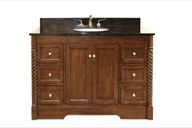 legion furniture 49 single bathroom vanity set with 6 drawer