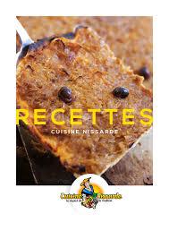 recette cuisine nicoise fr livret de recettes cuisine nissarde niçoise recette