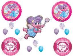 abby cadabby party supplies buy abby cadabby happy 3rd birthday party balloon decoration
