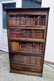 antique stacking bookcases the uk u0027s largest antiques website