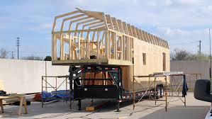 tiny home kit tiny house gooseneck trailer plans side hd wallpaper 1920x1083