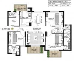 3 bhk house plan remarkable 22 x 40 house plans india arts 30 floor plan floor