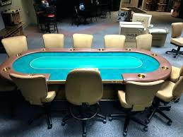 6 seat poker table poker tables and chairs 6 seat poker table and chairs poker table